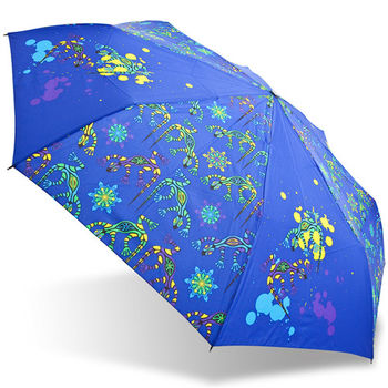 rainstory雨傘-非洲靈魂抗UV雙人省力自動傘