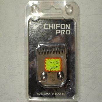 (原廠盒裝)PiPe牌PC100寵物電剪的刀頭(3MM刀頭)