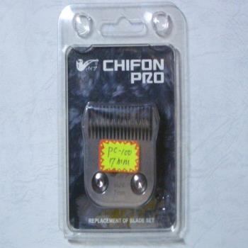 (原廠盒裝)PiPe牌PC100寵物電剪的刀頭(7MM刀頭)