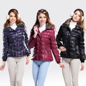 【SAMLIX山力士】JIS90%羽絨防潑水保暖外套#393