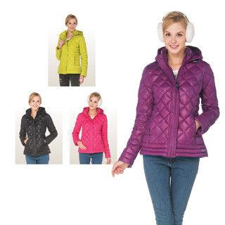 【SAMLIX山力士】S-XL羽絨輕量化防潑水保暖外套#31914