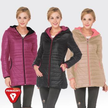 【SAMLIX山力士】PrimaLoft中空科技棉保暖外套#36514
