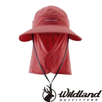 【荒野wildland】中性抗UV可脫式遮陽帽