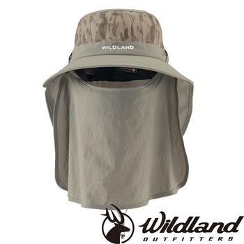 【荒野wildland】中性抗UV收納式遮陽帽