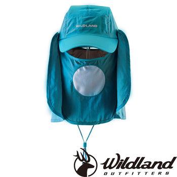 【荒野wildland】中性抗UV多功能棒球帽