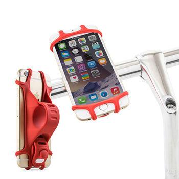 Xplova Bike Tie 行動綁/多用途手機支架固定座-紅