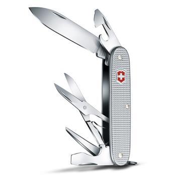 VICTORINOX 瑞士維氏ALOX金屬殼9用瑞士刀 08231.26
