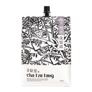 茶籽堂-錦葵茶苷洗髮露補充包