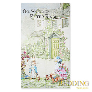 BEDDING【彼得兔長門簾-立兔】150x90公分  彼得兔家居系列
