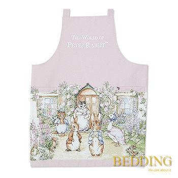 EDDING【彼得兔世界圍裙-粉】