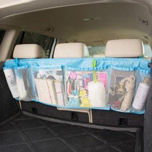 車用大容量雜物收納袋/掛袋