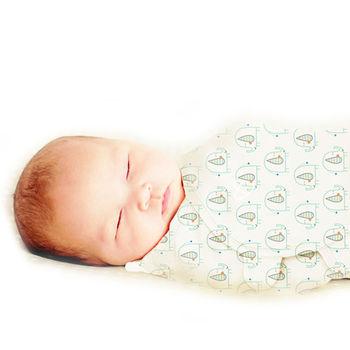 【美國Summer Infant】聰明懶人育兒包巾-童話小象