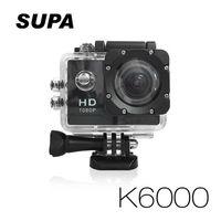 速霸 K6000 Full HD 1080P 極限 防水型 行車記錄器 ^#40 送16G
