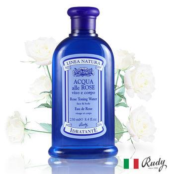 【義大利Linea Natura】玫瑰嫩膚保濕化妝水250ml