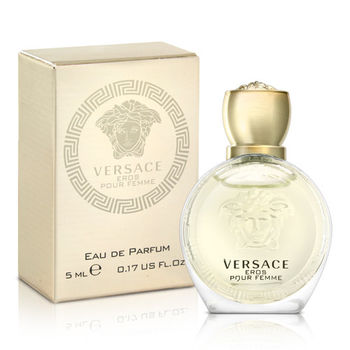 Versace 凡賽斯 艾諾斯‧愛神女性淡香精小香(5ml)