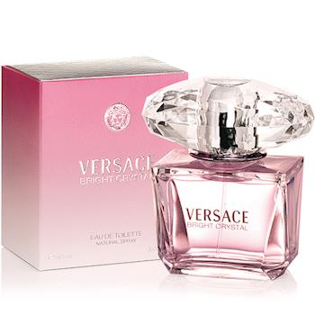 Versace 凡賽斯 香戀水晶女性淡香水(90ml)-送品牌小香