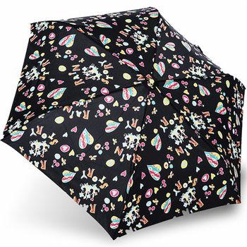 rainstory雨傘-繽紛愛心抗UV輕細口紅傘