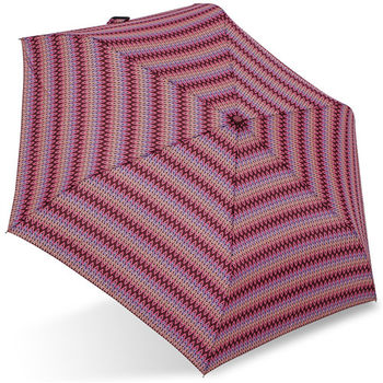 rainstory雨傘-幾何織紋(桃紅)抗UV輕細口紅傘