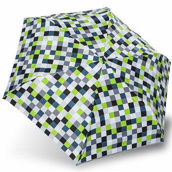 rainstory雨傘-馬賽克抗UV降溫口紅傘