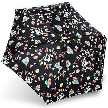 rainstory雨傘-繽紛愛心抗UV迷你口袋傘