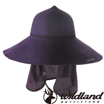 【荒野wildland】中性抗UV功能時尚遮陽帽