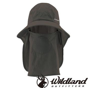 【荒野wildland】中性抗UV可收納式遮陽帽