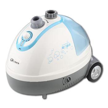 *千琦家電* 直立式蒸氣掛燙機 CH-30(粉領藍)