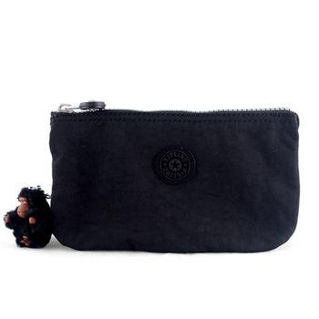 KipLing 五層收納化妝包-黑色