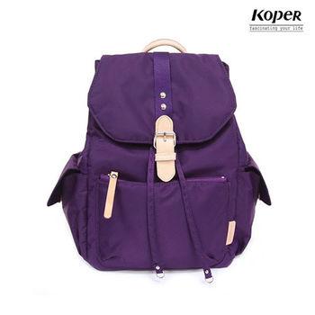 【KOPER】輕甜焦糖系列-Lovely後背包-幻想紫