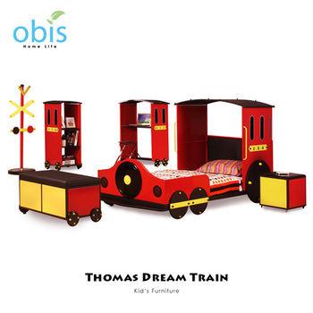 【obis】Kids Neverland 兒童房間系列全組-湯瑪士小火車