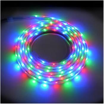 【OutdoorBase】帳篷LED燈條(紅綠藍三色光)-23229