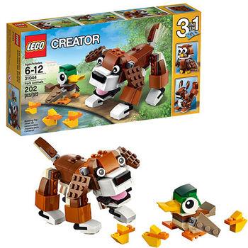 【LEGO樂高積木】Creator創作系列 - 公園動物 LT 31044