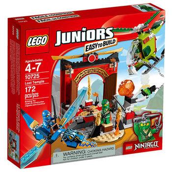 【LEGO 樂高積木】Juniors系列 - 失落的廟宇 LT 10725