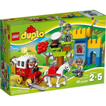【LEGO 樂高積木】DUPLO 得寶系列 - 奪寶奇兵 LT 10569