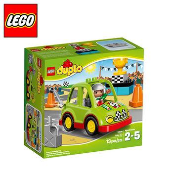 樂高【LEGO】得寶系列 L10589 拉力賽車