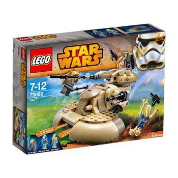 【LEGO 樂高積木】Star Wars 星際大戰系列 - AAT 裝甲強襲坦克 LT 75080