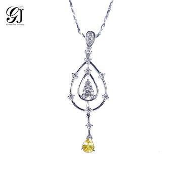 [晉佳珠寶] Gemdealler Jewellery 心願 18K金鑽石墬飾 GIA 30分 D/VS1 _預購[DN08]