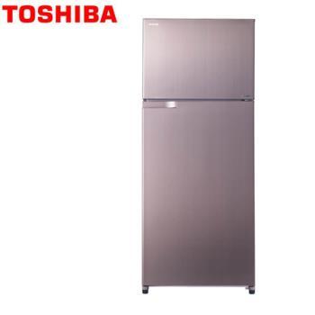 【TOSHIBA東芝】505公升變頻電冰箱GR-H55TBZ(N)優雅金