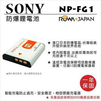ROWA 樂華 For SONY NP-FG1 NPFG1 電池
