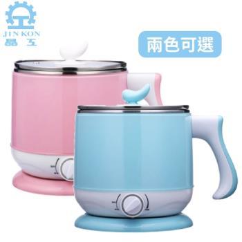 【晶工牌】2.2公升多功能不鏽鋼電碗 JK-301