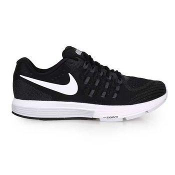 【NIKE】AIR ZOOM VOMERO 11男慢跑鞋- 路跑 訓練 黑白