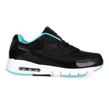【DIADORA】女流行跑鞋-路跑 慢跑 黑湖水綠