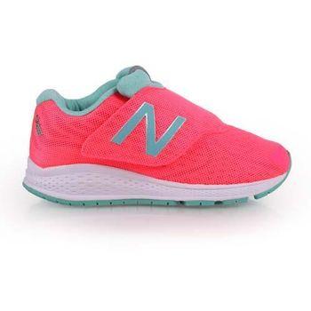 【NEWBALANCE】VAZEE RUSH男女童慢跑鞋-WIDE 螢光粉湖水綠