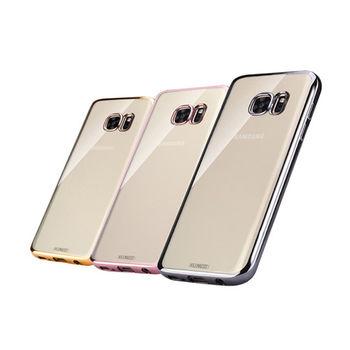 【XUNDD】SAMSUNG Galaxy S7 G930F 爵士電鍍 TPU 套