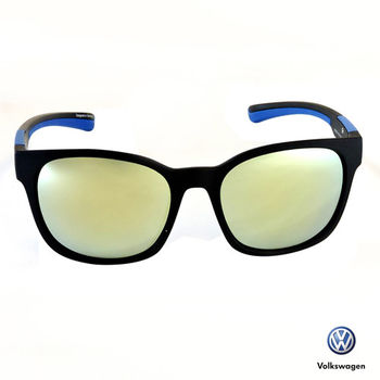【Volkswagen】福斯太陽眼鏡-百搭綠VWS007-CO1
