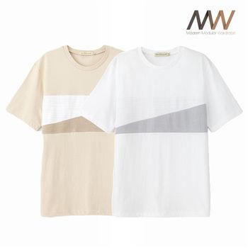 《摩搭衣櫥 MMWardrobe》立體造型短袖T-shirts
