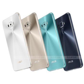 ASUS ZenFone 3 32G/3G ZE520KL -送側翻皮套+螢幕保護貼