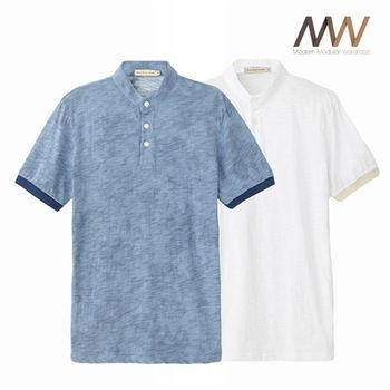 《摩搭衣櫥 MMWardrobe》夏日限定立領Polo衫