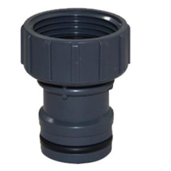 1寸水龍頭接 水龍頭內絲接頭 標准接1寸取水器配件快接快速接頭二個價1入