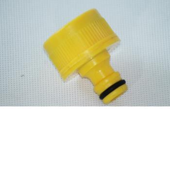橡膠水龍頭接 澆花 洗車 洗衣機專用龍頭接 4分水龍頭接x2